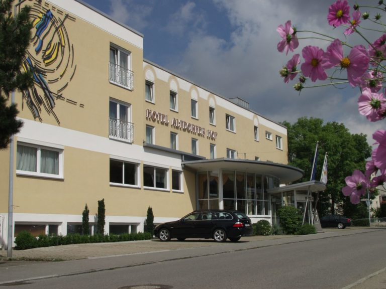 AKZENT Altdorfer Hof Außenansicht