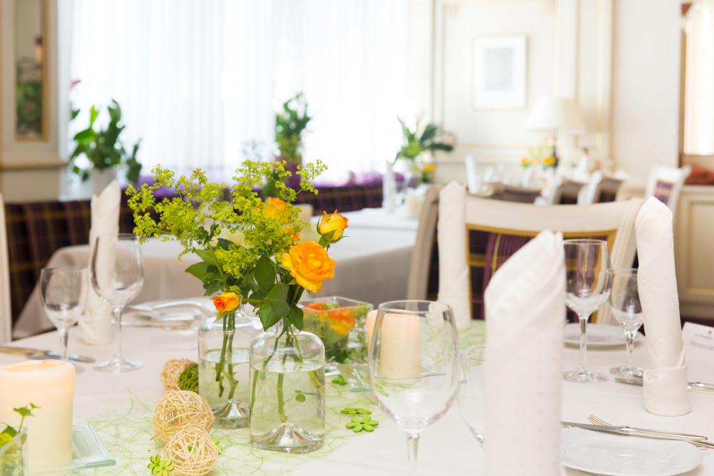 AKZENT Altdorfer Hof Restaurant